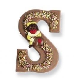 chocoladeletter-met-hagelslag
