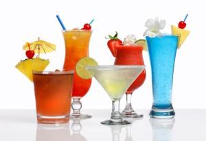 kids event cocktails