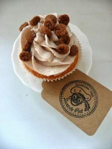 sinterklaasbuffet cupcake
