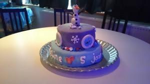 Frozentaart Villa 2