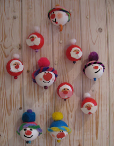 sneeuwman kerstbal
